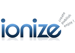 Ionize transparent logo