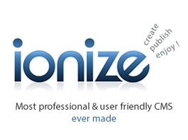 Ionize cms